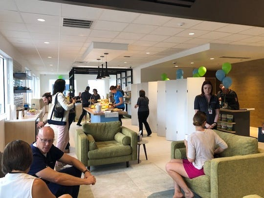 Surterra Wellness, a medical cannabis supplier, officially opened in Palm Bay on Thursday.