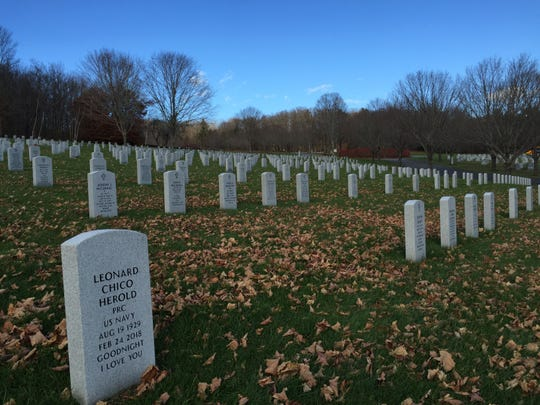 The Vermont Veterans Memorial Cemetery in Randolph Center performs more burials a year than does any other cemetery in the state, according to its website.