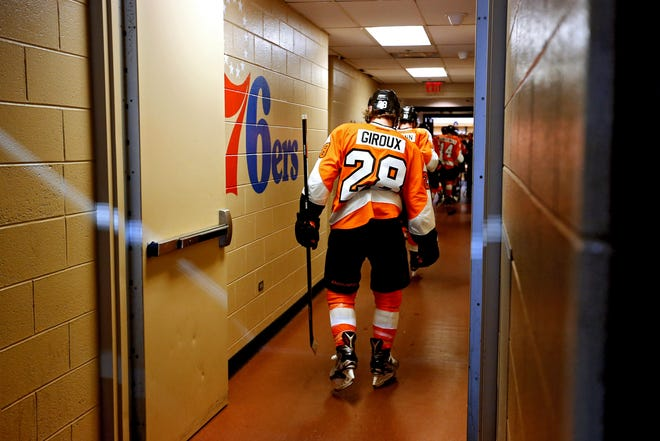 On the road the Flyers only had the isolation of a hotel room. At home, the Flyers need to find a way to prepare just as intently.