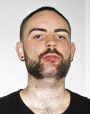 William Dunbar, 25, of Nutley, Essex County, faces criminal charges in connection with a fatal accident on Route 73 in Mount Laurel in August.
