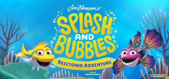 Reeftown Adventure logo