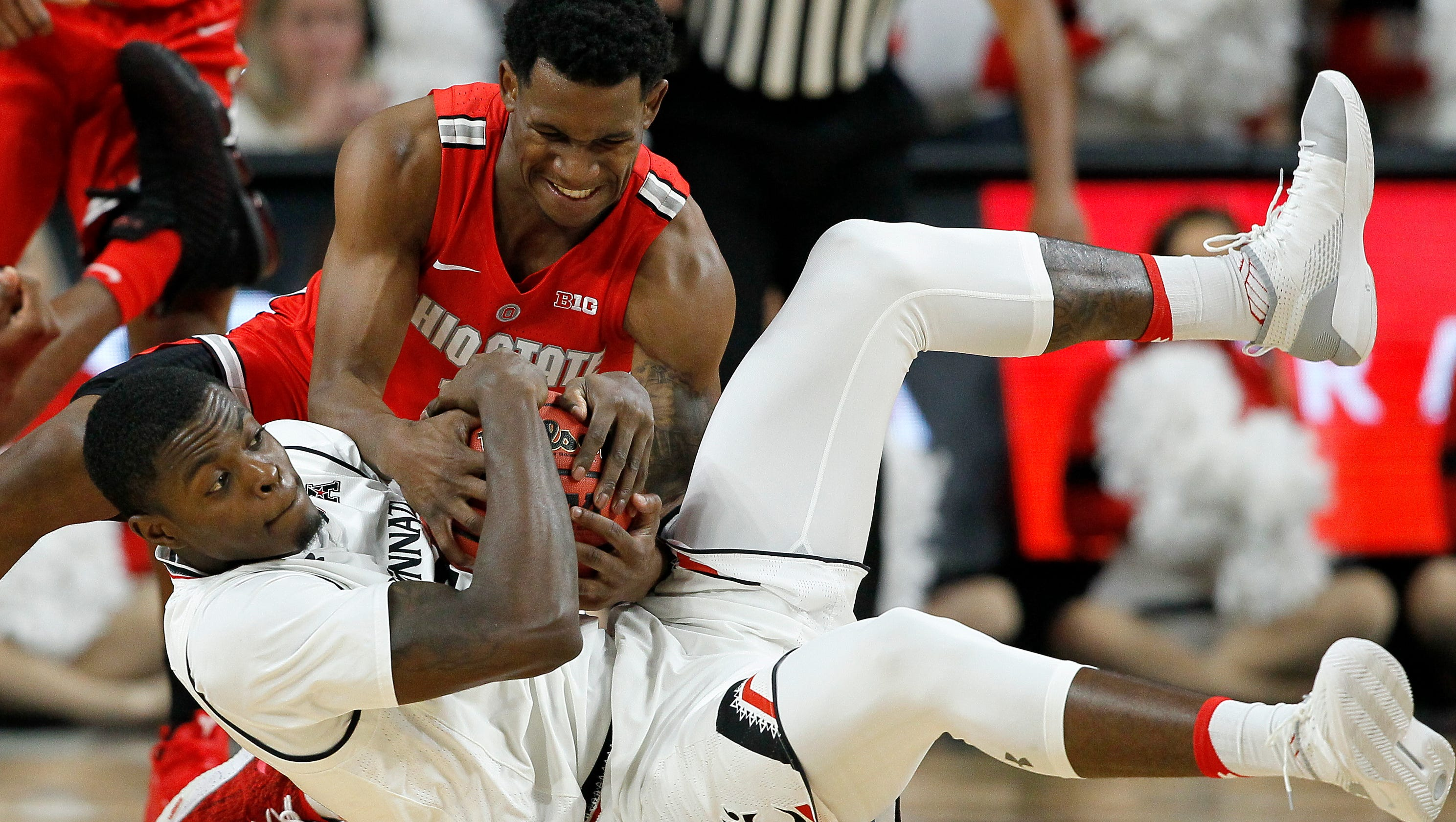 Analysis  Shooting issues plague Cincinnati Bearcats in loss to Ohio State  Buckeyes 16bbe2993