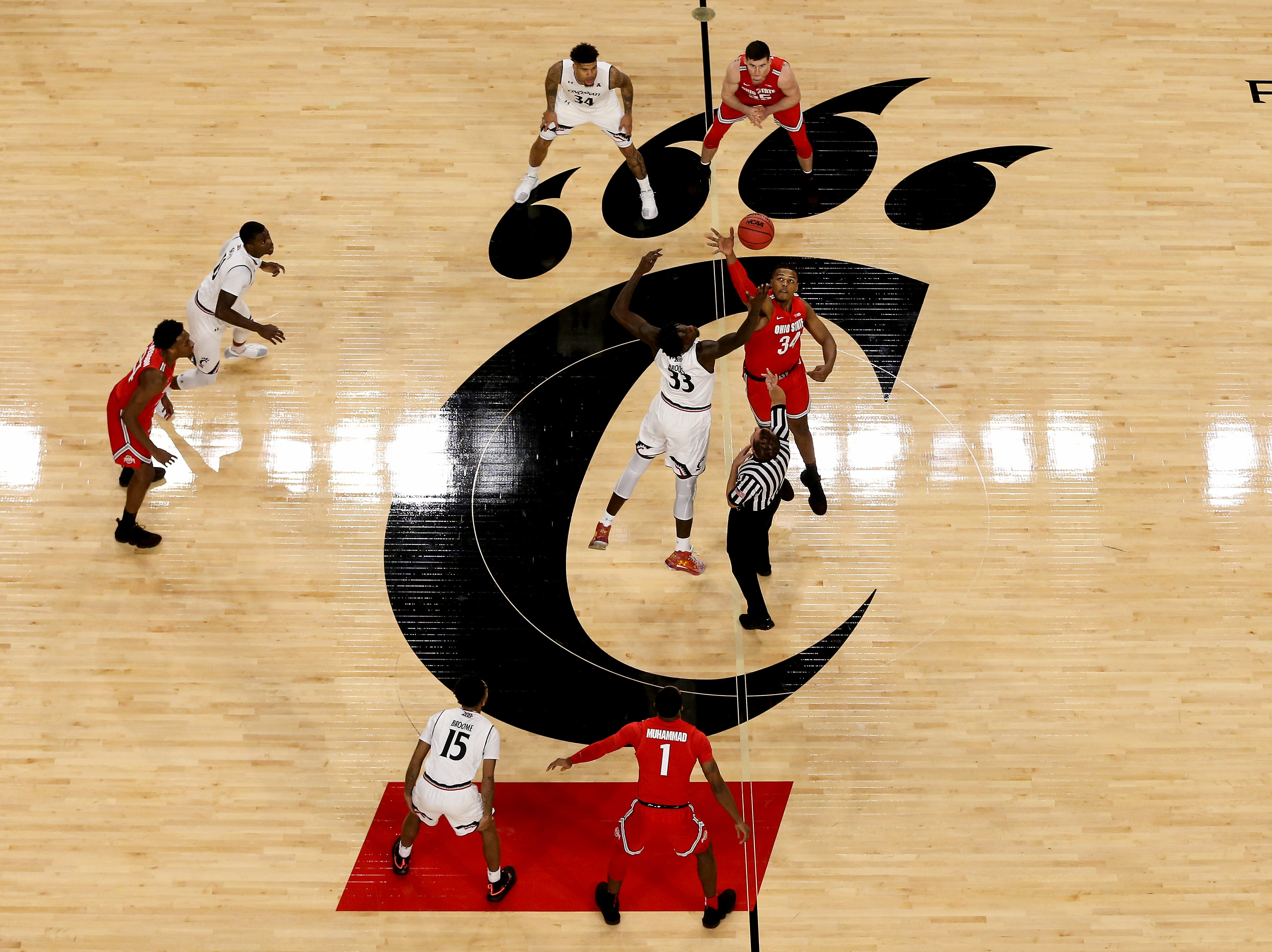 McCurdy: Early observations of the basketball Buckeyes