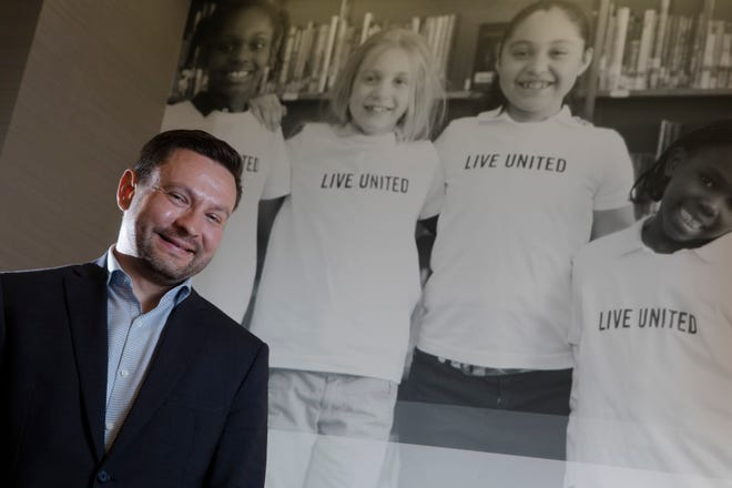 Ross Meyer, the interim CEO of the United Way of Greater Cincinnati, has been with the organization for eight years and has deep relationships across the community.