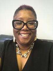 Michele Godhigh, pastor of Grace AME Church in Evanston