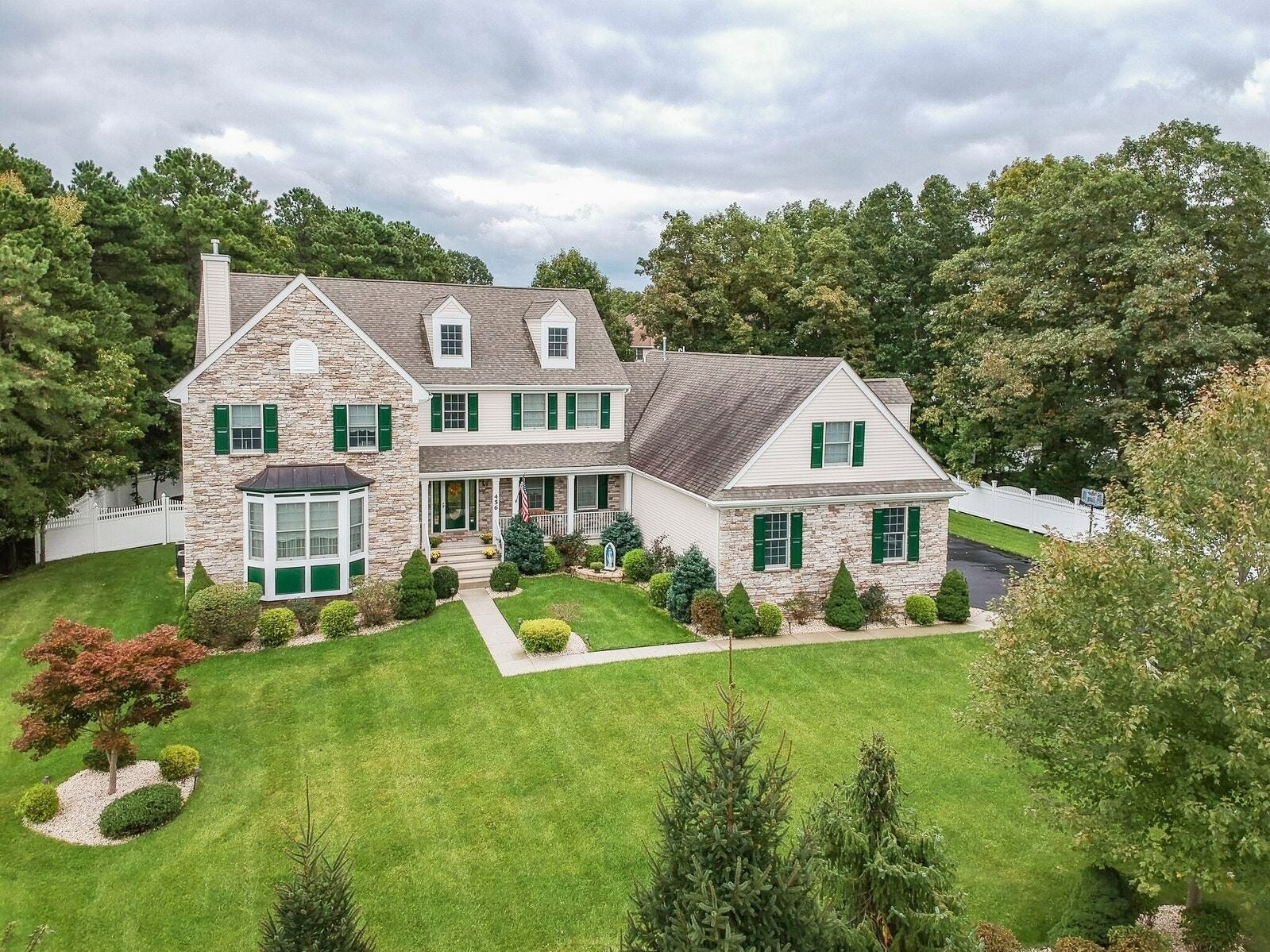 This five-bedroom home at 456 Spotswood Gravel Hill Road in Monroe will be open to the public from 1 to 4 p.m. Sunday, Nov. 11.