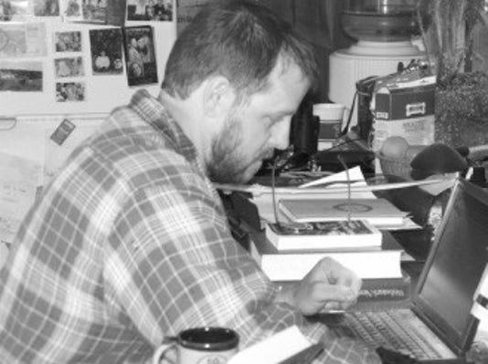 Brian Writing