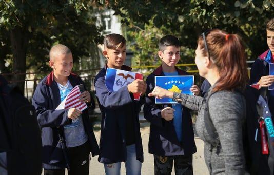 Growing Kosovo National Guard