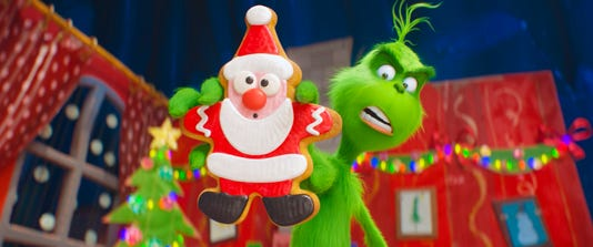 Film Title Dr Seuss The Grinch