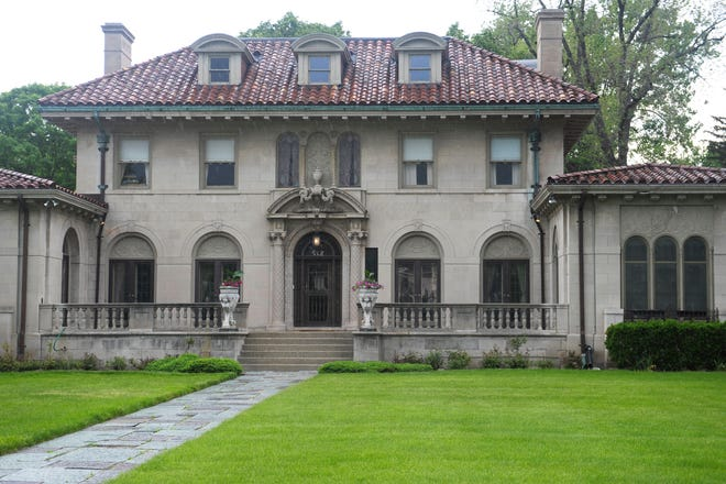 Guests to the Preview Party for the Historic Boston-Edison Holiday Home Tour will get to tour the Motown Mansion, the former home of Motown founder Berry Gordy.