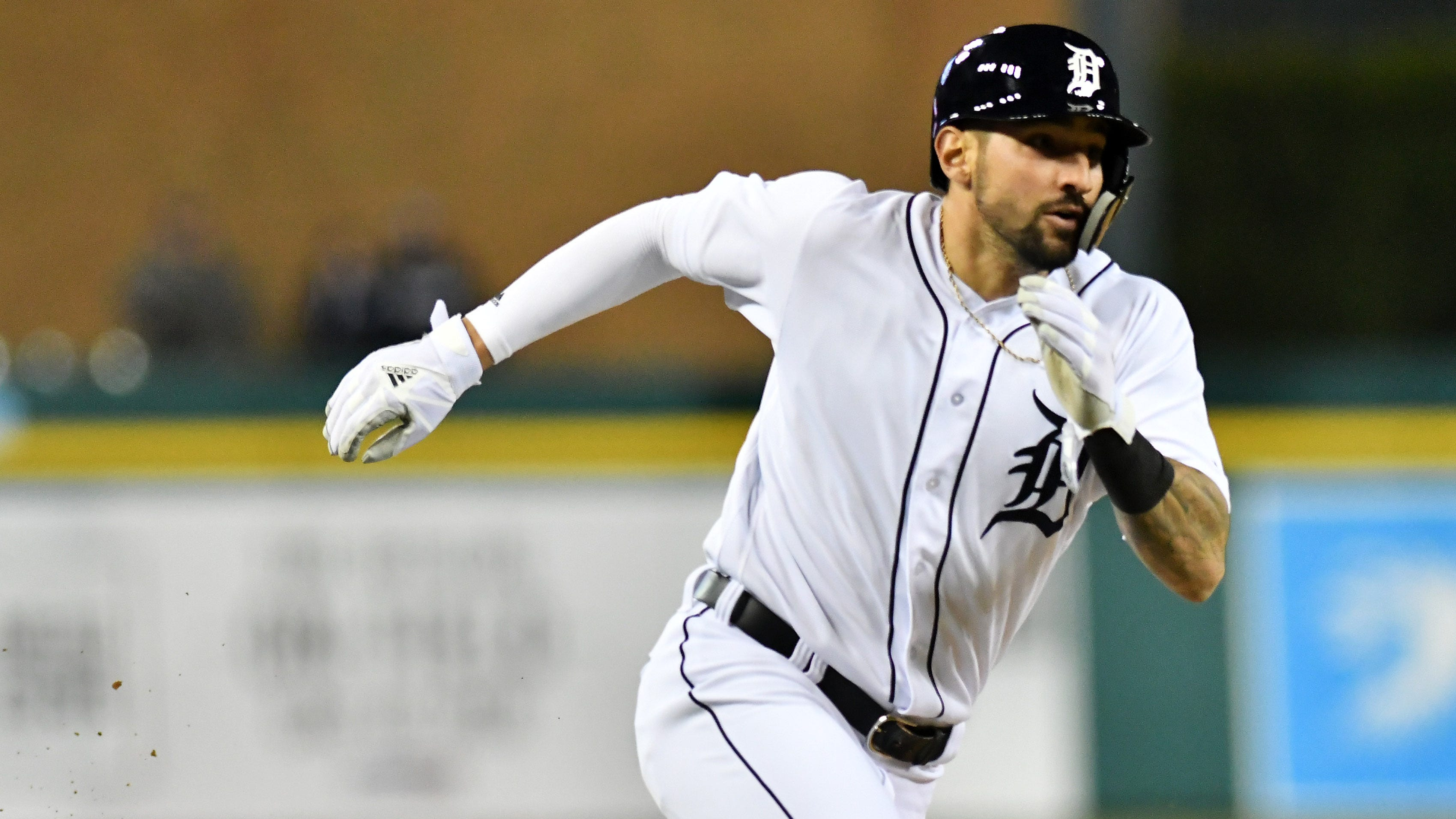 Nick Castellanos led the Tigers in nearly every offensive category last season.