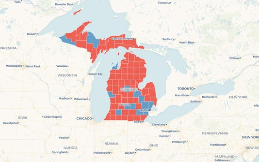 Stabenow Map