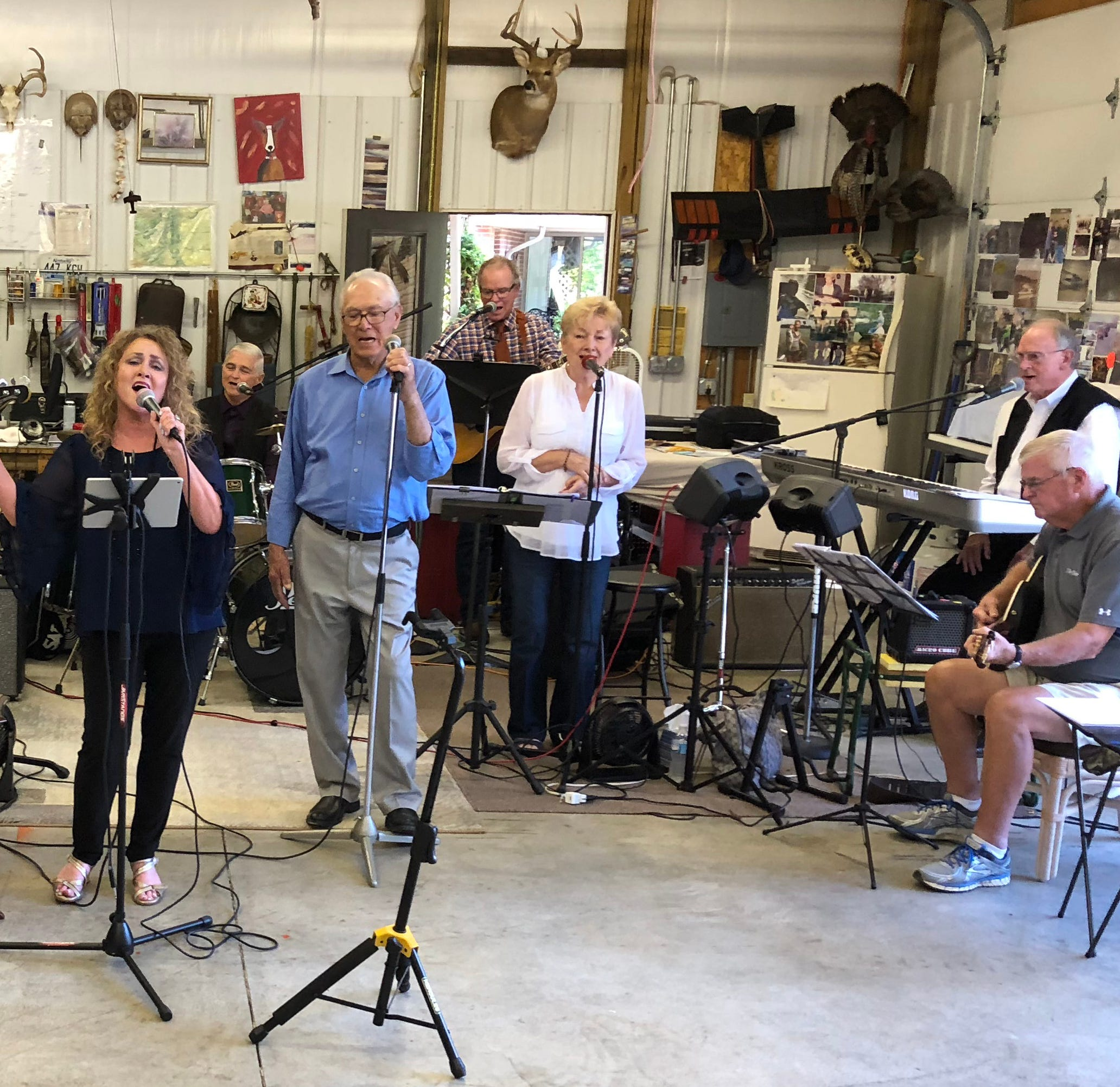 Local '60s-era performers reuniting for benefit concert