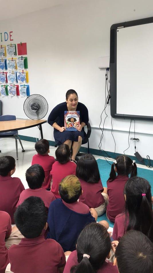 Ms Guerreros 2nd Grade Class