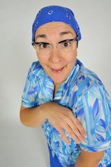 Comedian Etta May, a stage persona, will share her insights into marriage, teenage kids and life in a trailer park during a performance at Henderson's Preston Arts Center on Nov. 17.