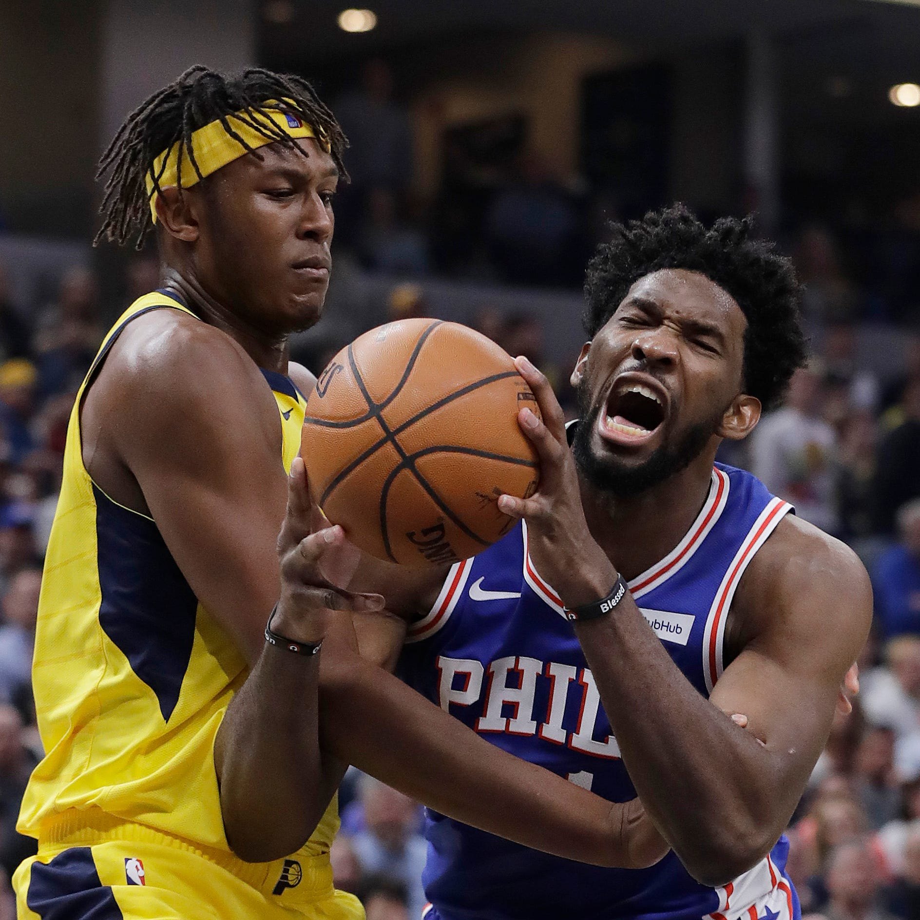 Doyel: Pacers' glut of centers creates a quandary