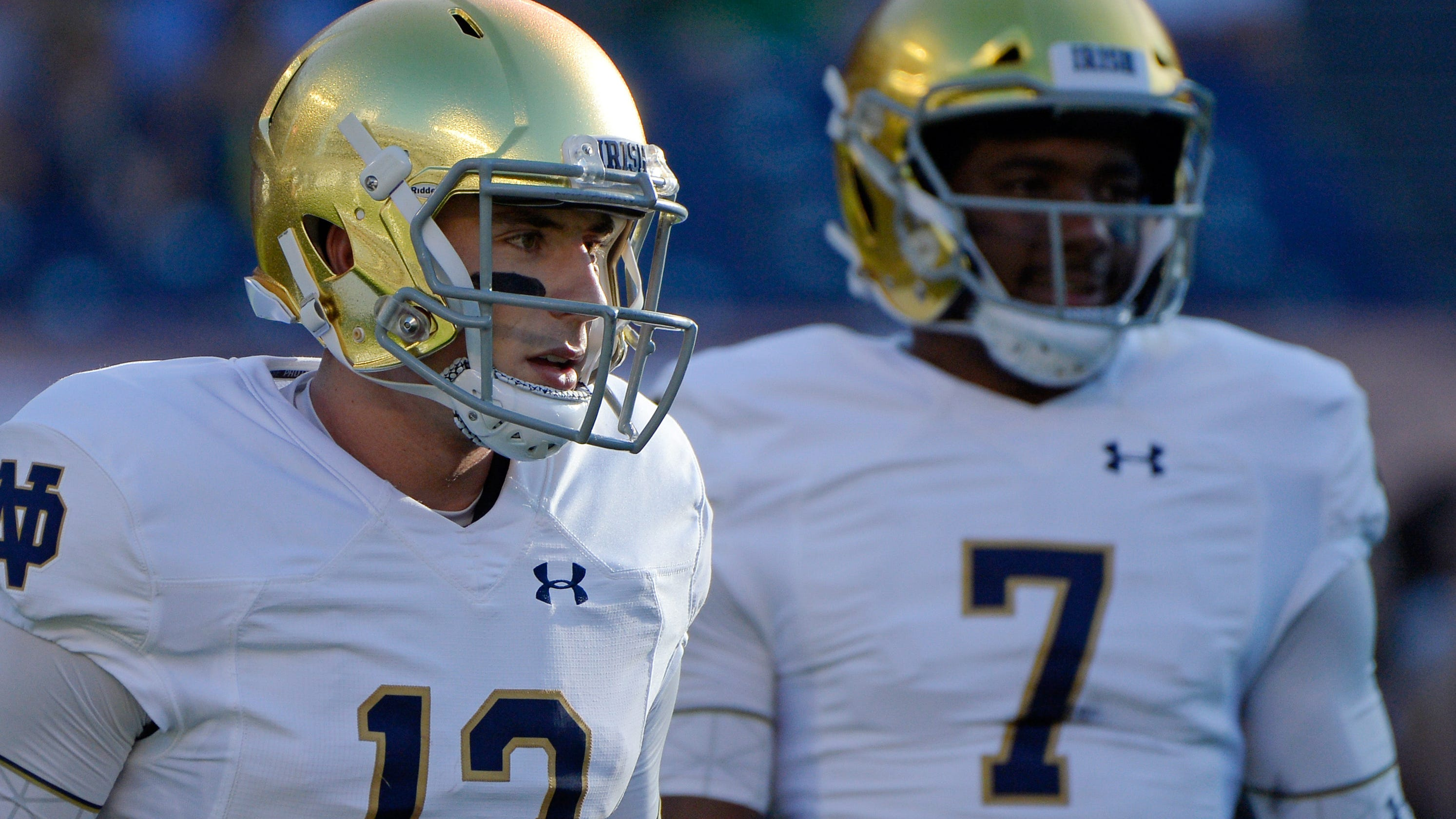 game day notre dame football