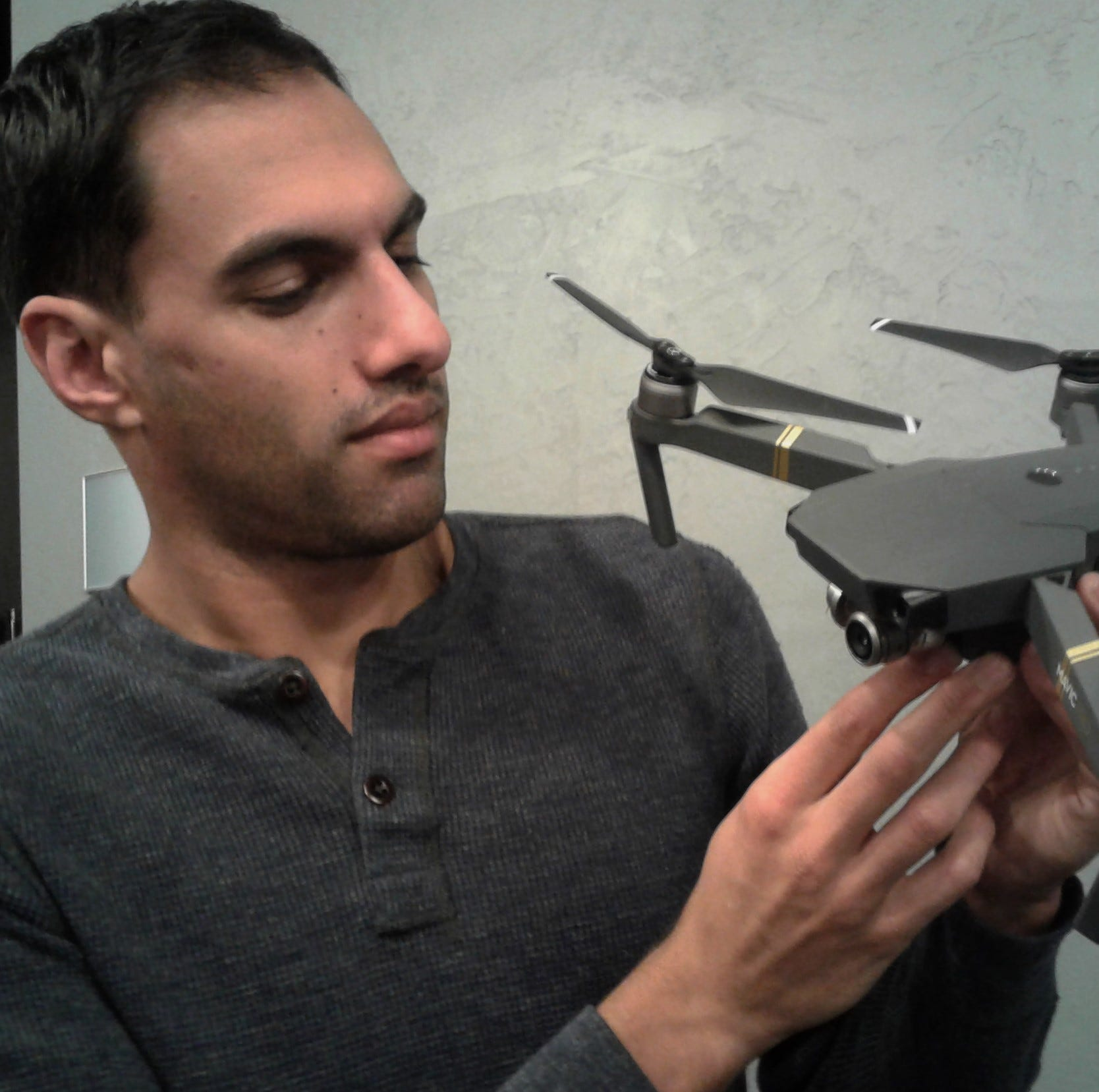 Drones play key role in North Liberty entrepreneur's new enterprise