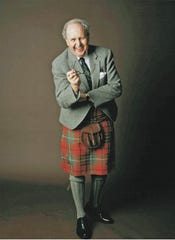 Alexander McCall Smith. Photo by Tara Murphy.