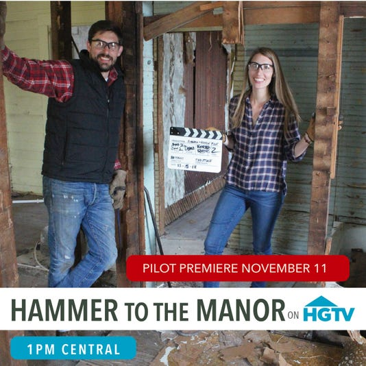 Hgtv Hammer To The Manor