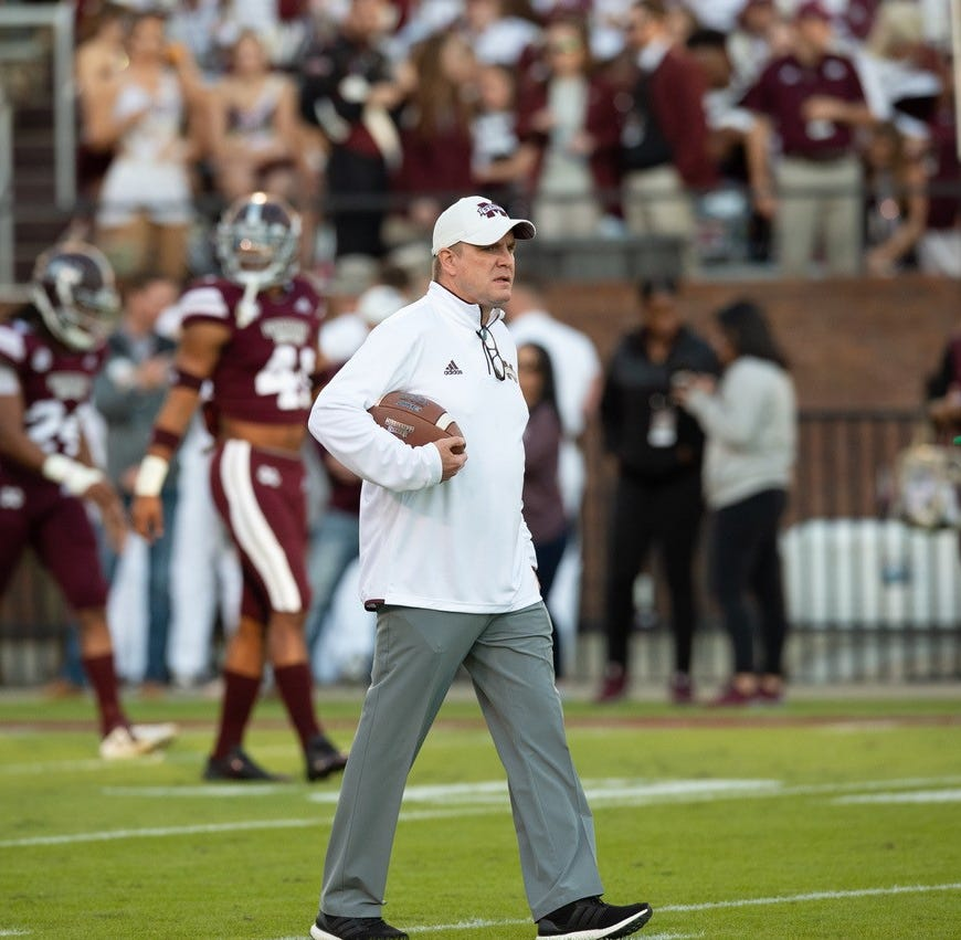 Bob Shoop, Brian Baker sign contract extensions at Mississippi State