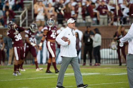 Mississippi State defensive coordinator Bob Shoop has guided the Bulldogs to the nation's second-best scoring defense and the sixth-best total defense.