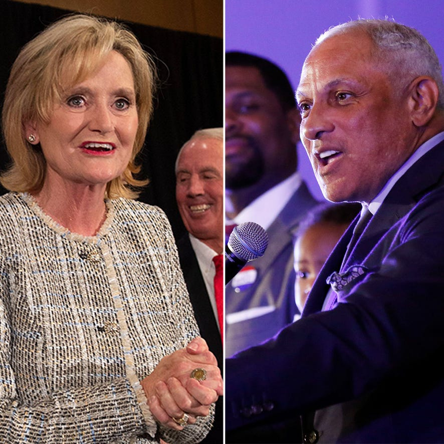 Trump to rally for Hyde-Smith; Espy seeks women's support with Kamala Harris stump visit