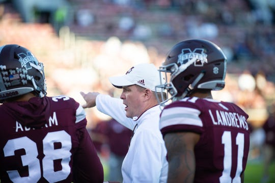 Mississippi State defensive coordinator Bob Shoop will lean on his secondary to stop Alabama's No. 1 ranked offense this week.