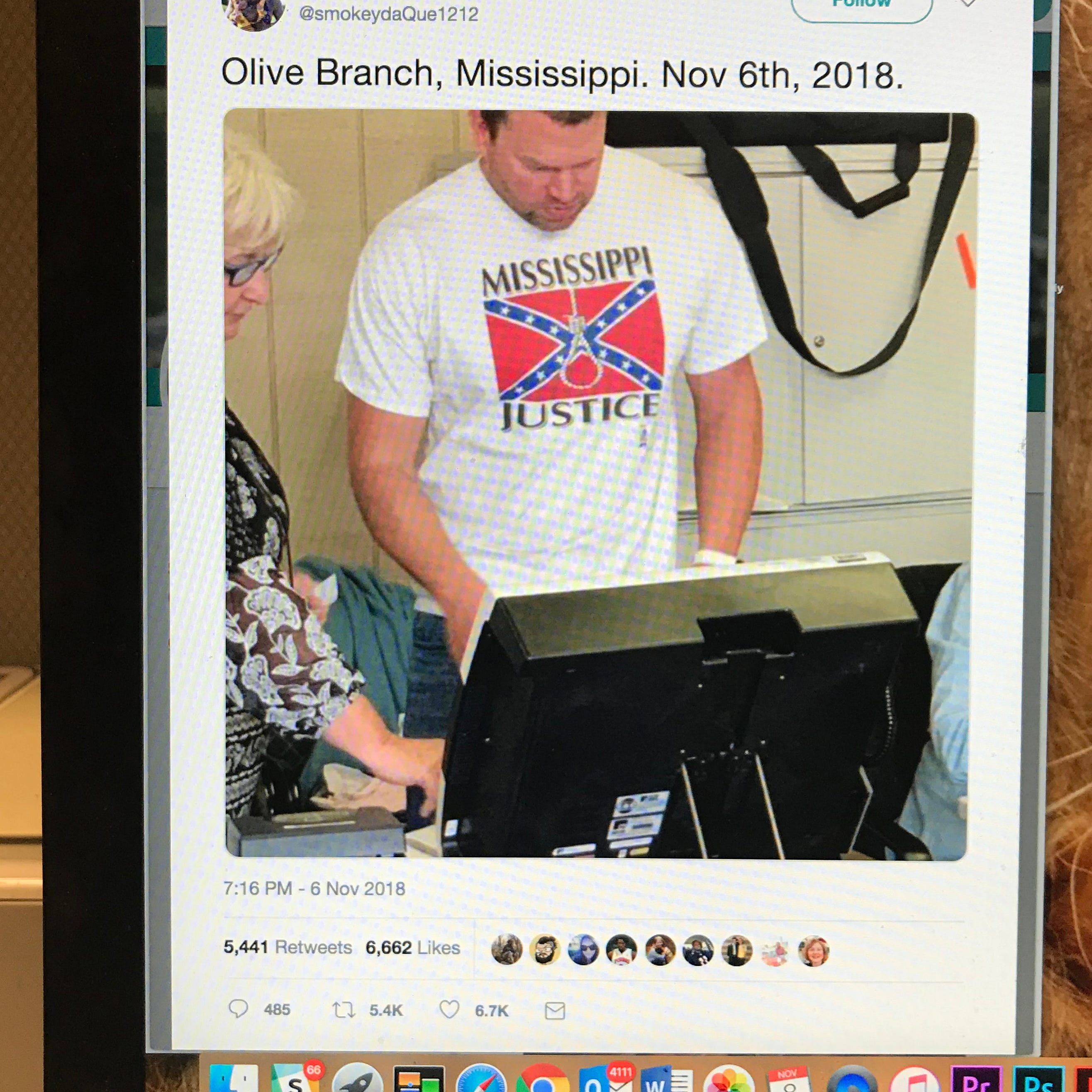 Hospital fires employee at center of racist T-shirt voting controversy
