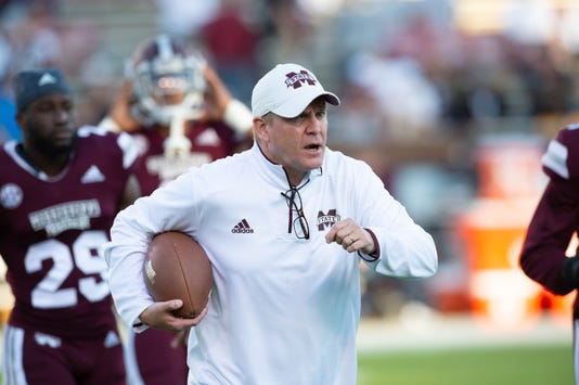 Bob Shoop Mississippi State