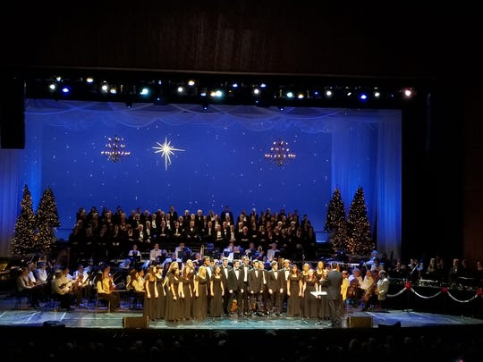 The Knoxville Symphony Orchestra's 32nd annual Clayton Holiday Concert is Dec. 14-16.