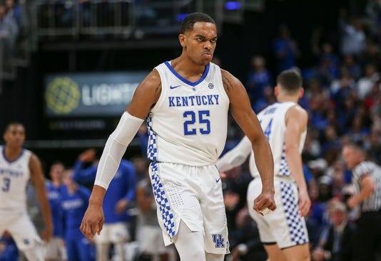 Kentucky's PJ Washington