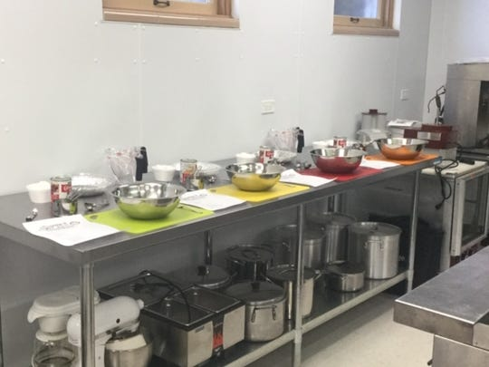Manitowoc's Grow It Forward, which operates the Farmers' Market and Winter Market, has opened a share-use kitchen space.