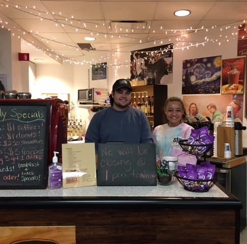 OSU-Mansfield student operates hospital coffee shop