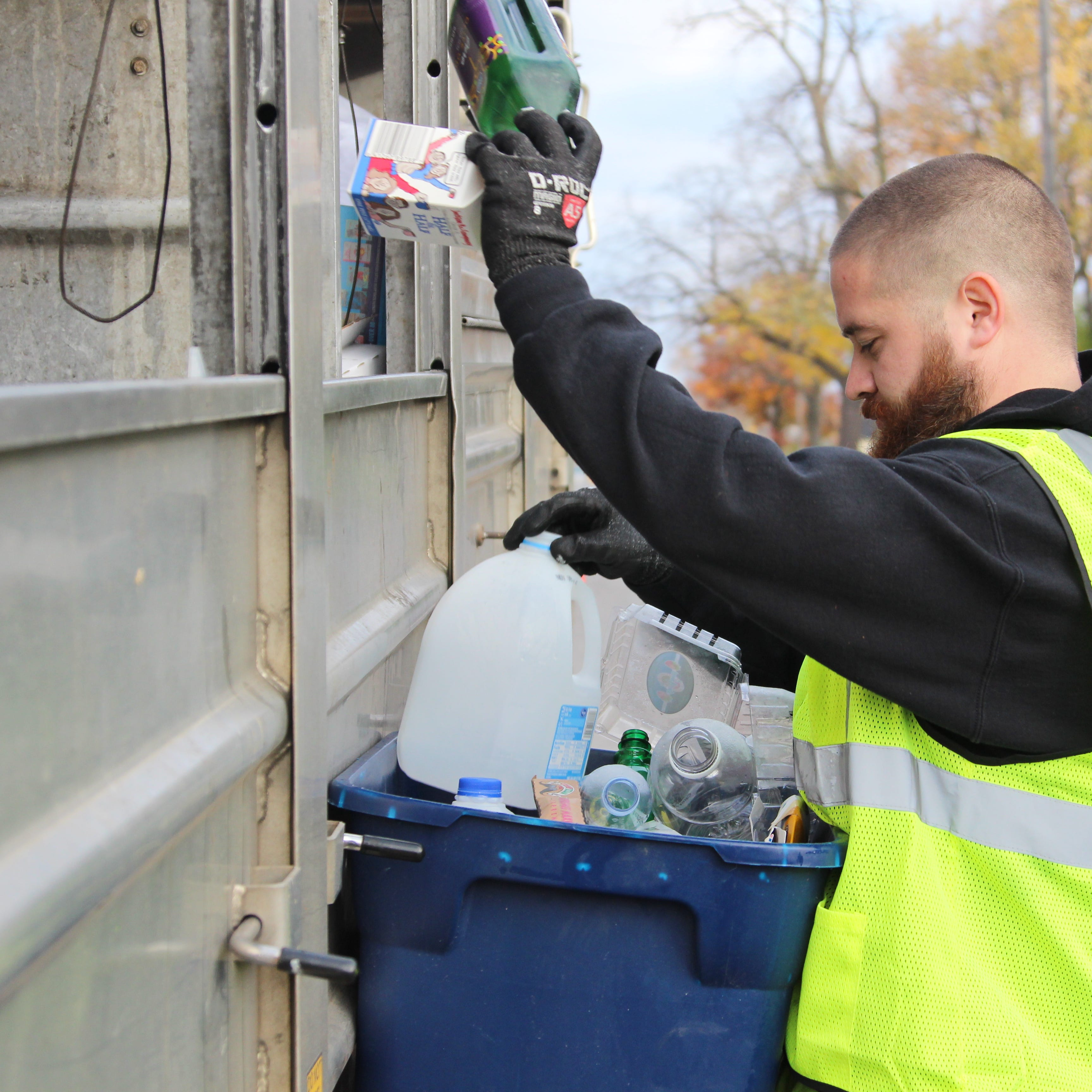 Marion Council mulls ending curbside recycling