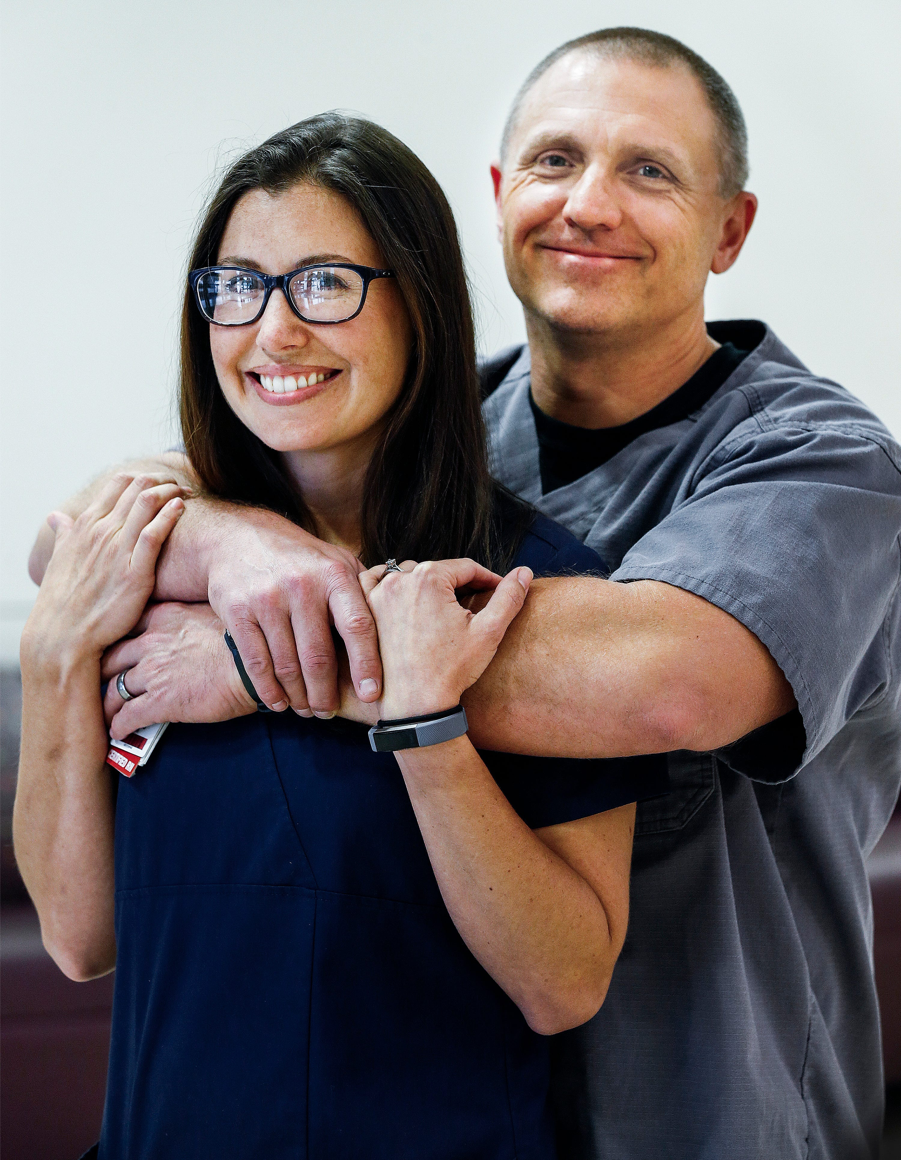 Memphis couple helps save lives at Le Bonheur — when not responding to disasters   The Commercial Appeal