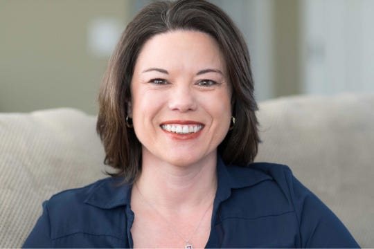 Is this the first former reporter with The Commercial Appeal to be elected to Congress? Meet Angie Craig.