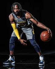 "The Memphis Grizzlies unveiled their 2018-19 ""city edition"" uniforms on Wednesday,  Nov. 7."