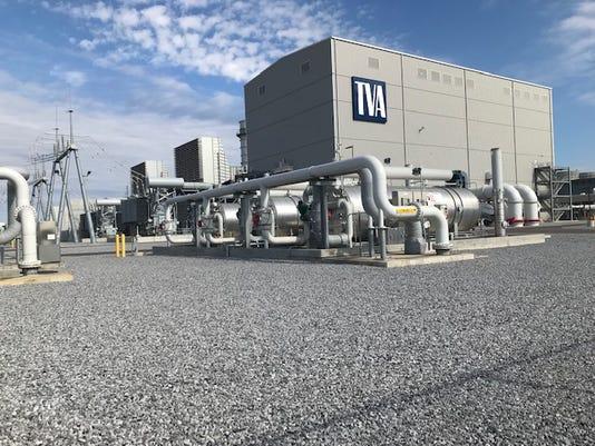 Allen Gas Plant