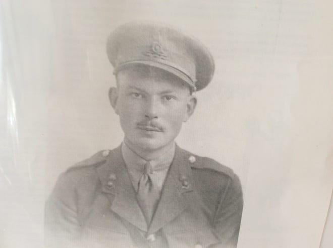 Frank Hoyt Gailor in World War I
