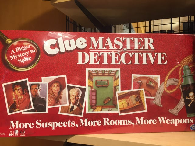 A murder-mystery event will make Indianapolis a giant Clue board