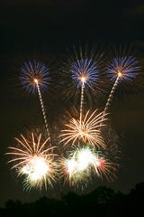 There will be no shortage of fireworks shows in the suburbs this July.