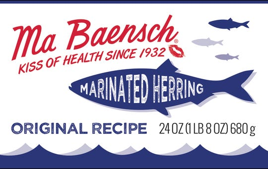 Ma Baensch herring