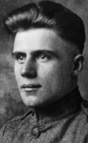 Bernard Diedrich was gassed during the battle of Soissons in July 1918 and died the next year. A sergeant first class in the Wisconsin National Guard's Company E, 128th Infantry Regiment, Diedrich fought in some of World War I's fiercest battles including Verdun, Chateau-Thierry and the Meuse-Argonne.