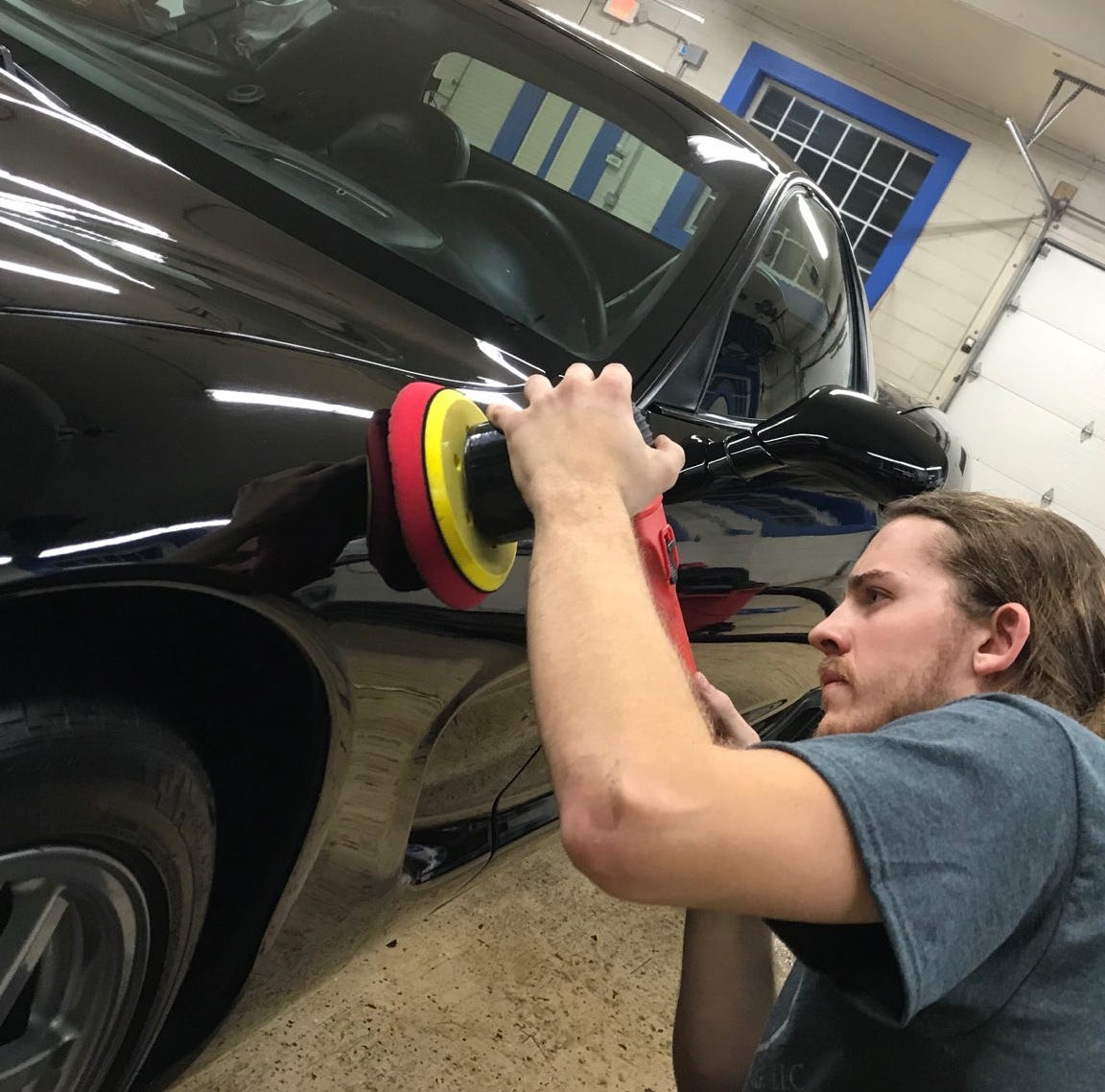 New detailing shop, Waters Auto Detailing, opens in Stone Bank