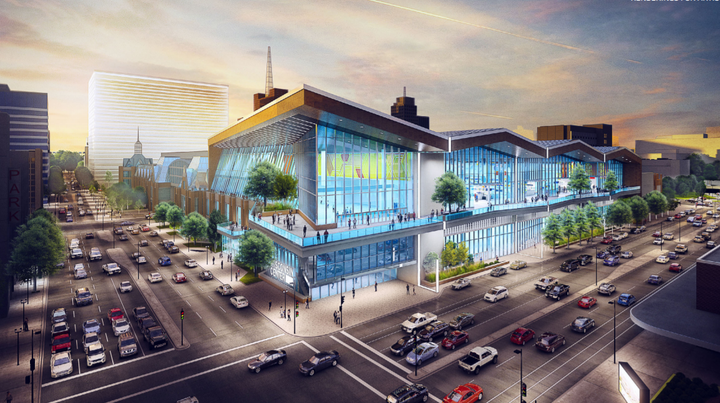 Wisconsin Center board to vote on hiring consultant for convention hall's proposed $300 million expansion