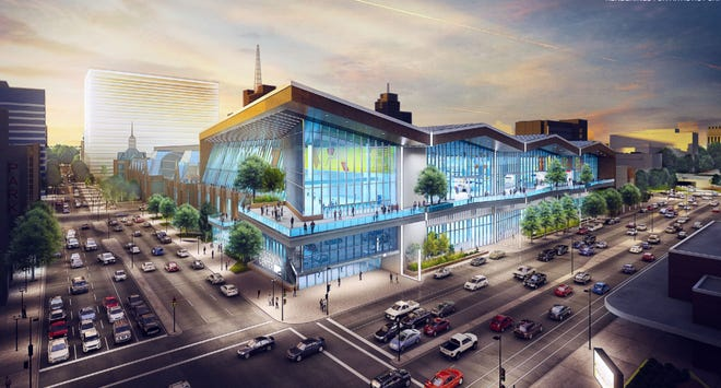 A $300 million proposal to expand downtown Milwaukee's Wisconsin Center convention facility faces a key vote next week, and another one potentially in April 2020.