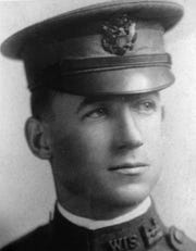Alexander Shiells died of pneumonia at a hospital in France after serving as a 2nd lieutenant in the Wisconsin National Guard during World War I. He was 31 and left behind a wife and son in Wauwatosa.