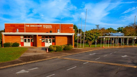 Discovery School at Bellwood is a Murfreesboro City School.