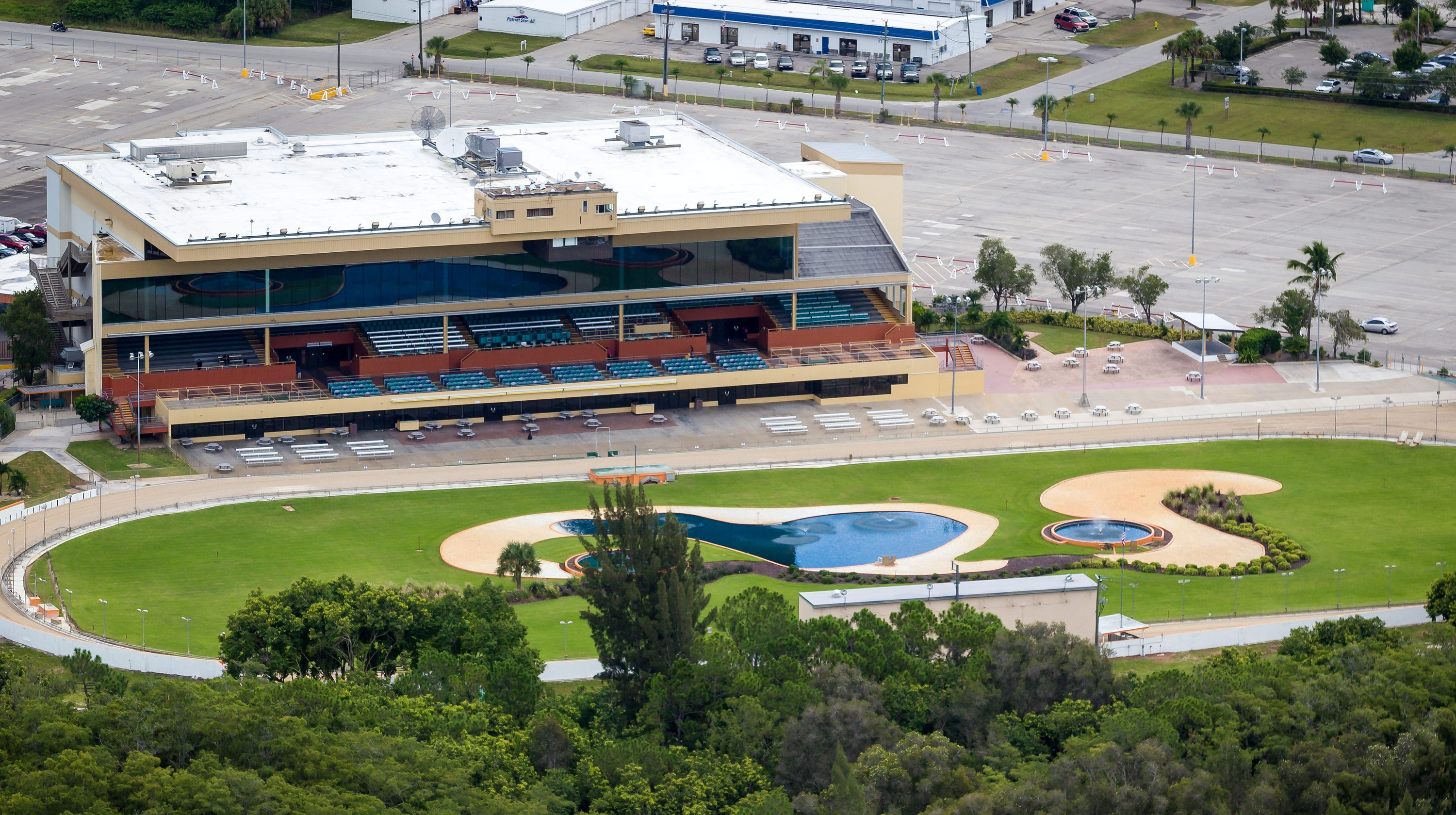 Bonita greyhound racing track could be demolished, replaced with